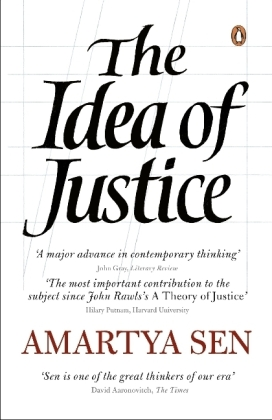 The Idea of Justice | Dodax.pl