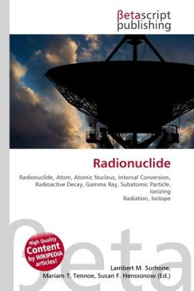 Radionuclide | Dodax.at