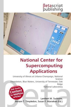 National Center for Supercomputing Applications | Dodax.ch
