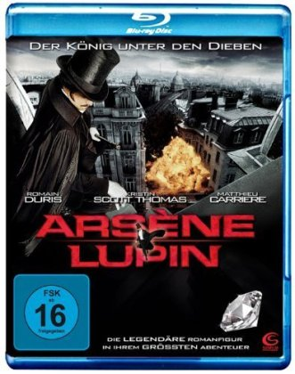 Arsene Lupin, 1 Blu-ray (Single Edition) | Dodax.fr
