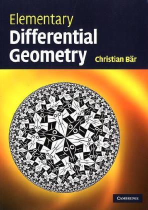 Elementary Differential Geometry | Dodax.ch