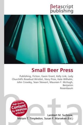 Small Beer Press | Dodax.at
