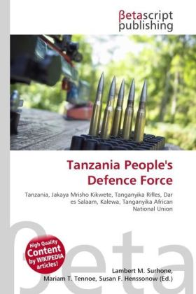 Tanzania People's Defence Force | Dodax.de