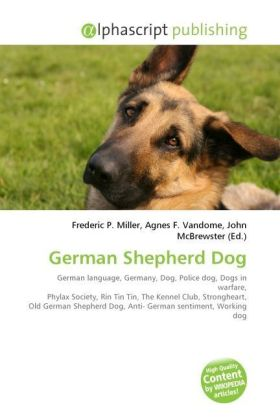 German Shepherd Dog | Dodax.de