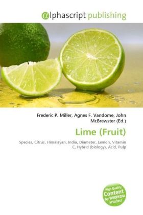 Lime (Fruit) | Dodax.de