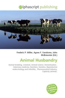 Animal Husbandry | Dodax.de