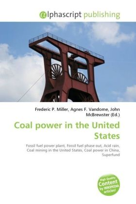Coal power in the United States | Dodax.de