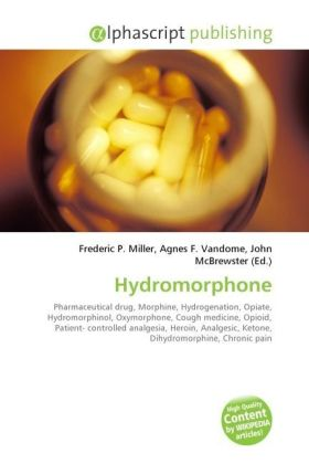 Hydromorphone | Dodax.at