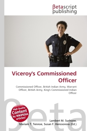 Viceroy's Commissioned Officer | Dodax.at