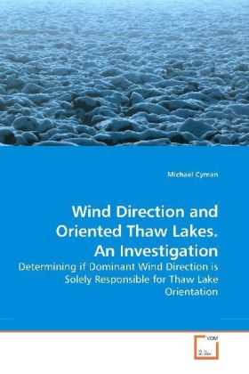 Wind Direction and Oriented Thaw Lakes. An Investigation | Dodax.pl