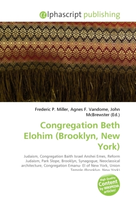 Congregation Beth Elohim (Brooklyn, New York) | Dodax.ch
