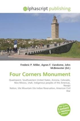 Four Corners Monument | Dodax.ch