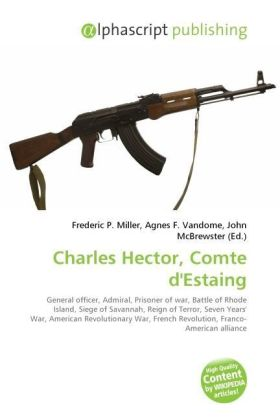 Charles Hector, Comte d'Estaing | Dodax.at