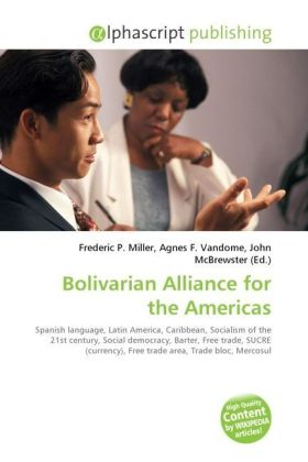 Bolivarian Alliance for the Americas | Dodax.at