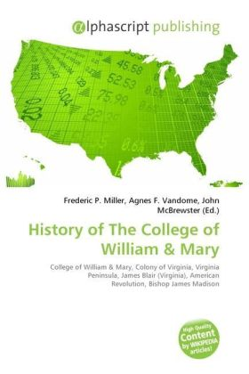 History of The College of William | Dodax.ch
