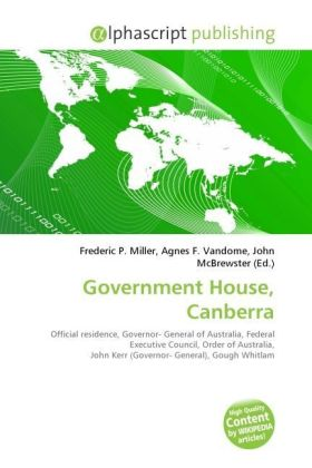 Government House, Canberra | Dodax.ch