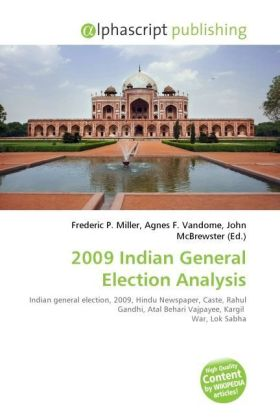 2009 Indian General Election Analysis | Dodax.it