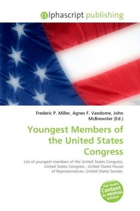 Youngest Members of the United States Congress   Dodax.ch