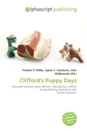Clifford's Puppy Days | Dodax.ch