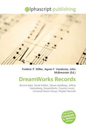 DreamWorks Records | Dodax.at
