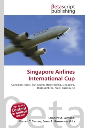 Singapore Airlines International Cup | Dodax.pl