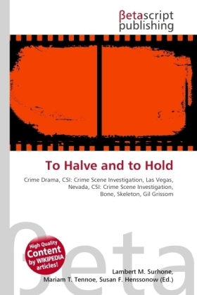 To Halve and to Hold | Dodax.ch