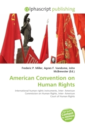 American Convention on Human Rights | Dodax.at