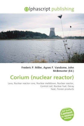 Corium (nuclear reactor) | Dodax.at