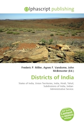 Districts of India | Dodax.at