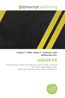 Infiniti FX | Dodax.at