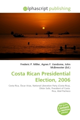 Costa Rican Presidential Election, 2006 | Dodax.at