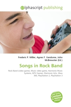 Songs in Rock Band | Dodax.es