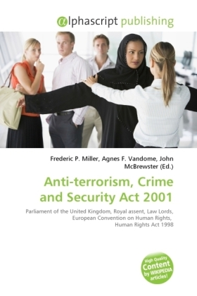 Anti-terrorism, Crime and Security Act 2001 | Dodax.at