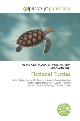Fictional Turtles | Dodax.de