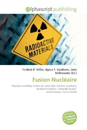 Fusion Nucléaire | Dodax.at