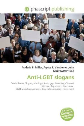 Anti-LGBT slogans | Dodax.at
