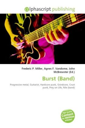 Burst (Band) | Dodax.at
