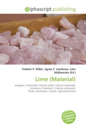 Lime (Material)   Dodax.ch