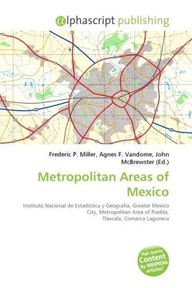 Metropolitan Areas of Mexico | Dodax.at