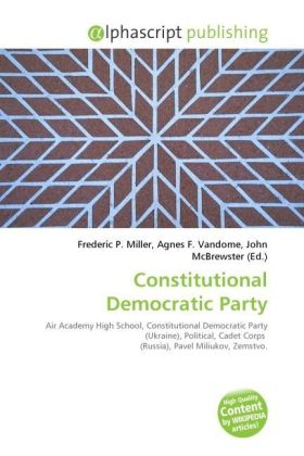 Constitutional Democratic Party | Dodax.at