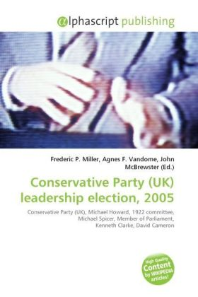 Conservative Party (UK) leadership election, 2005 | Dodax.at