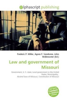 Law and government of Missouri   Dodax.ch