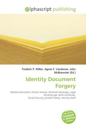 Identity Document Forgery | Dodax.at