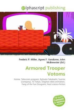 Armored Trooper Votoms   Dodax.at