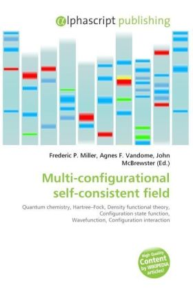 Multi-configurational self-consistent field | Dodax.at