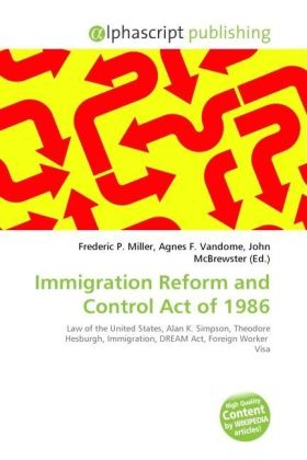 Immigration Reform and Control Act of 1986 | Dodax.at