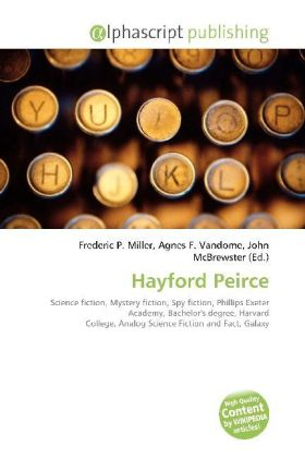Hayford Peirce | Dodax.at