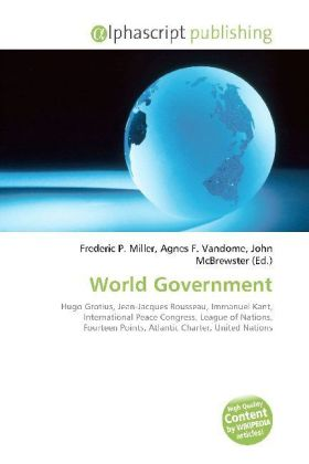 World Government | Dodax.at