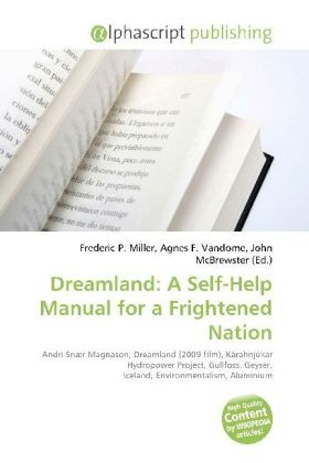 Dreamland: A Self-Help Manual for a Frightened Nation | Dodax.at