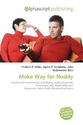 Make Way for Noddy | Dodax.ch